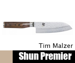 Shun Premier Tim  Mälzer