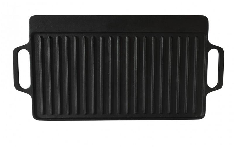 Πιατέλα Γκριλ Μαντέμι  Δ: 47,3 cm - ESTIA 01-4521 - Iron Series