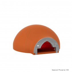 Επαγγελματικός ξυλόφουρνος για Pizza χειροποίητος - Alfa Special Pizzeria 145cm Wood FSP145C image 1