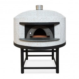 Επαγγελματικός ξυλόφουρνος για Pizza χειροποίητος - Alfa Napoli M150 Wood FRNAPO-L150 image 1