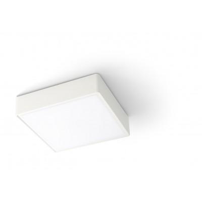 Viokef Πλαφονιέρα Λευκή L300xL300 Donousa