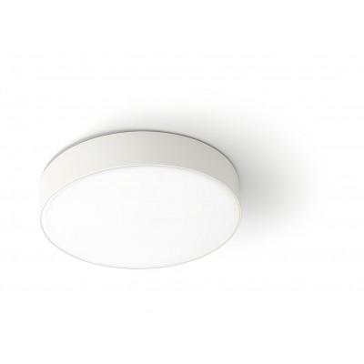 Viokef Πλαφονιέρα Λευκή D300 Donousa