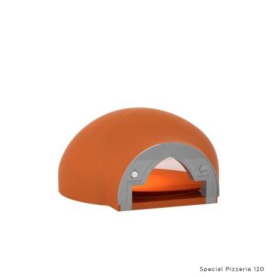 Επαγγελματικός Φούρνος Αερίου για Pizza χειροποίητος - Alfa Special Pizzeria 120cm Gas FSP120CG image 1