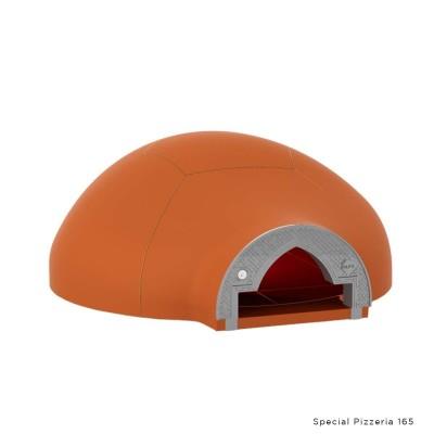 Επαγγελματικός ξυλόφουρνος για Pizza χειροποίητος - Alfa Special Pizzeria 165cm Wood FSP165C image 1