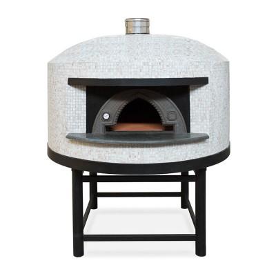 Επαγγελματικός Φούρνος Αερίου για Pizza Χειροποίητος- Alfa Napoli M130 Gas FRNAPO-G130 image 1