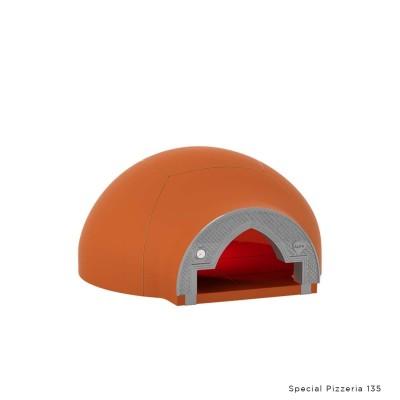 Επαγγελματικός Φούρνος Αερίου για Pizza χειροποίητος - Alfa Special Pizzeria 135cm Gas FSP135CG image 1