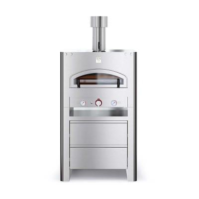 Βάση για επαγγελματικό φούρνο Alfa Qubo 90 BFQB90-INX - image 1