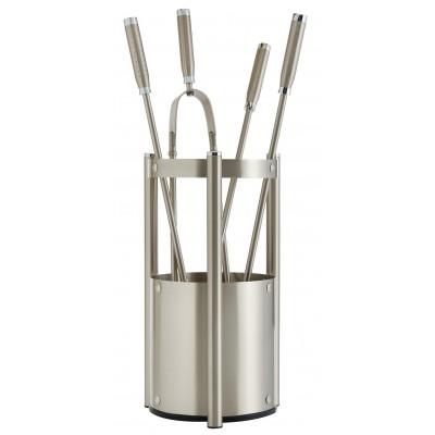 Σετ εργαλεία τζακιού σε κουβά Zogometal Ν 1210-K27