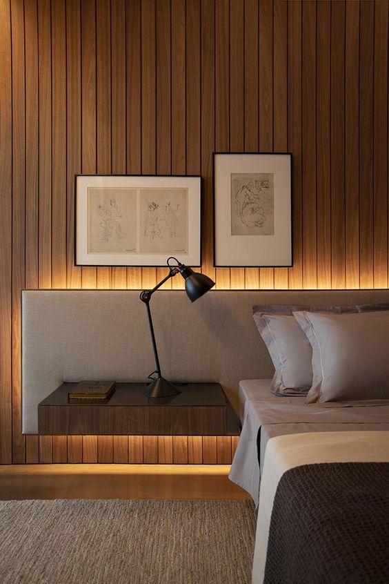 Πώς να πετύχετε σωστό φωτισμό στο υπνοδωμάτιο